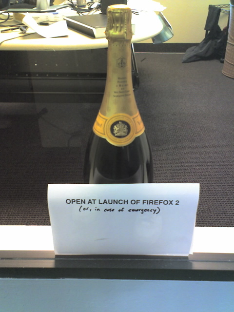 Firefox 2 Champagne