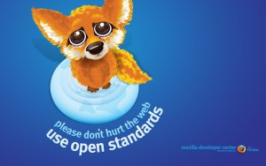 Mozilla: Don't hurt the web
