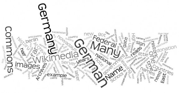 Wordle on fredericiana
