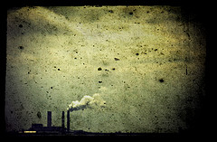 """Pollution"", CC by-nc-sa licensed by Gilbert R. on flickr"